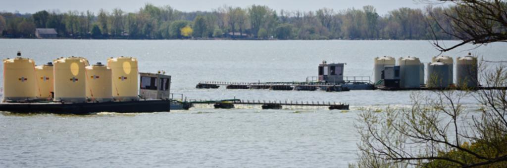 HAB Barge